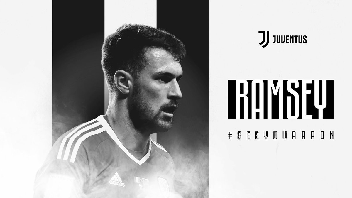 OFFICIAL | @aaronramsey to join Juventus from next season ➡ https://t.co/6PFO3O5bpv  #SeeYouAaron