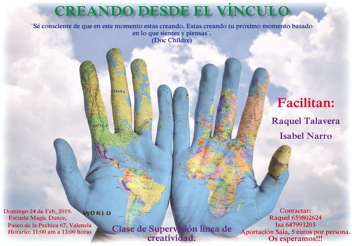 Clase Supervisión Biodanza en valencia.. Domingo 24 de Febrero 2019.. 11 al. Magic dance #biodanza #actividadesalternativas #ValenciaRealSociedad #valencia