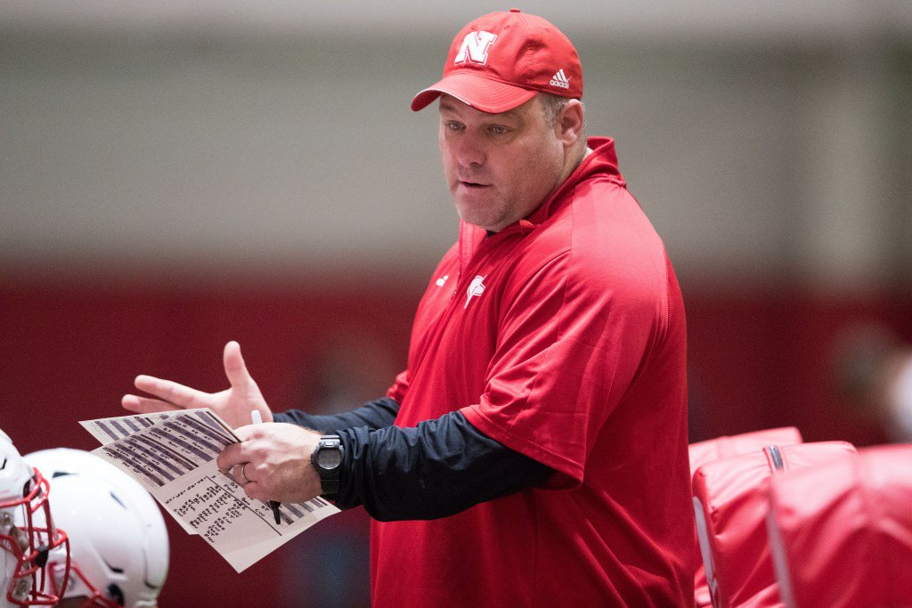 World-Herald Big Red's photo on Mike Dawson