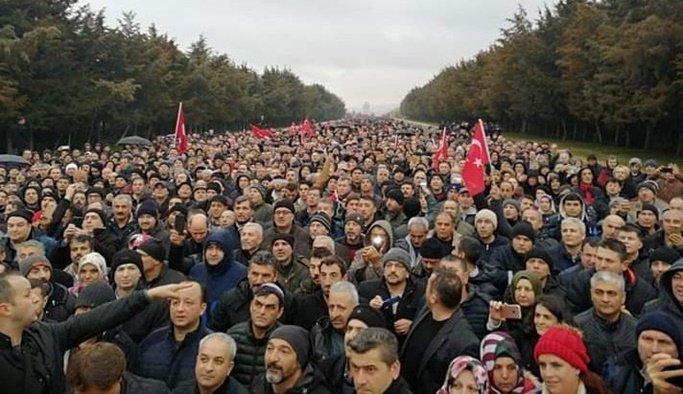 EYT Murat KILIÇ's photo on #EytAnkarayaSelOlduAktı