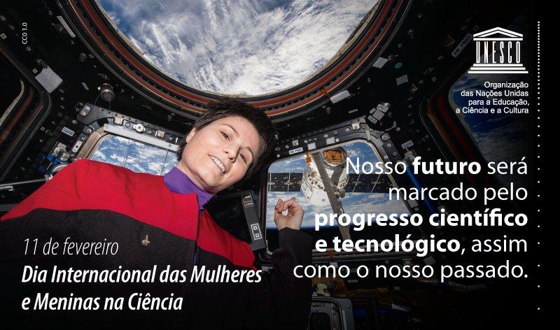 UNESCO no Brasil's photo on #MulheresNaCiência