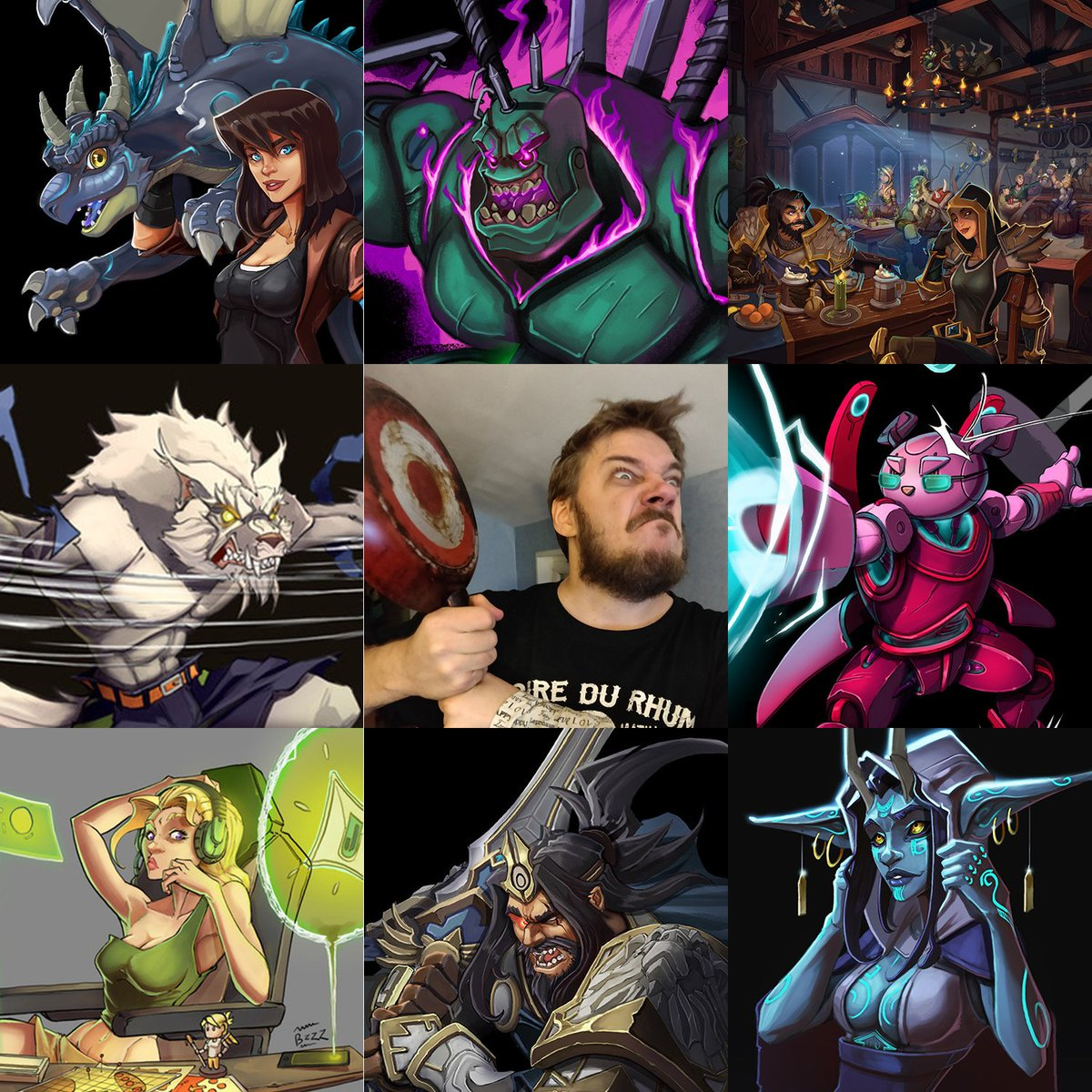 Terenard's photo on #artvsartist