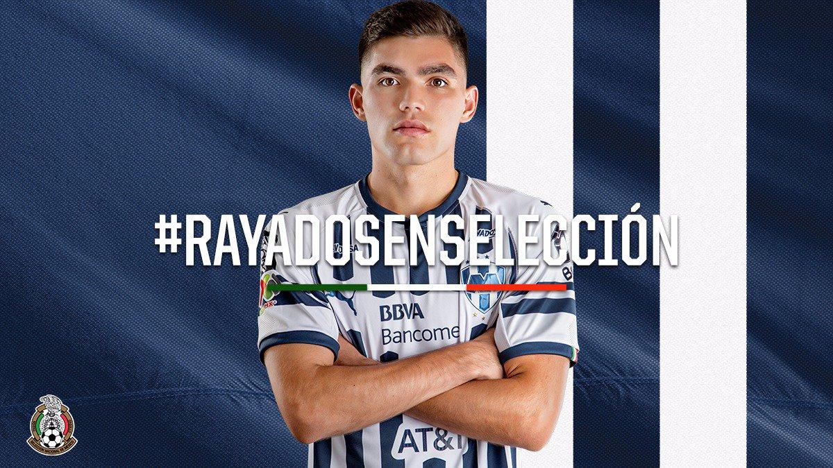 Rayados's photo on #Sub22