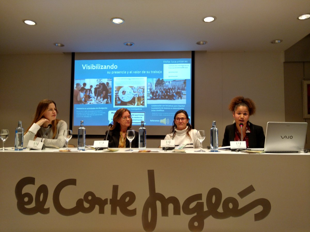 IUCA's photo on #MujeryCiencia