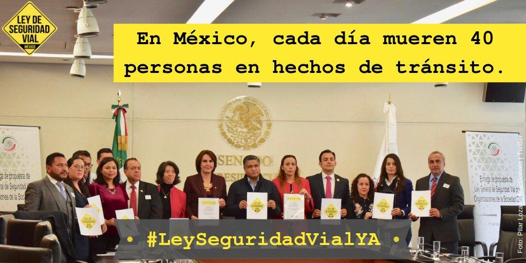 CESVI MÉXICO's photo on Ley General de Seguridad Vial