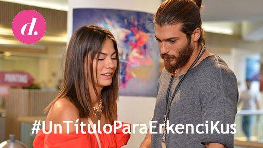 Telecinco's photo on #UnTítuloParaErkenciKus