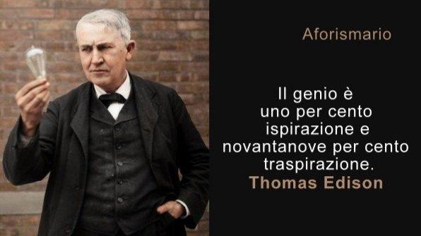 Fabrizio Cervi ♥♣  #facciamorete's photo on thomas alva edison