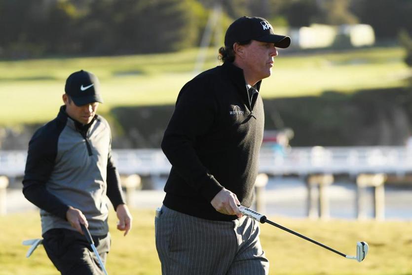 Boston Globe Sports's photo on Phil Mickelson
