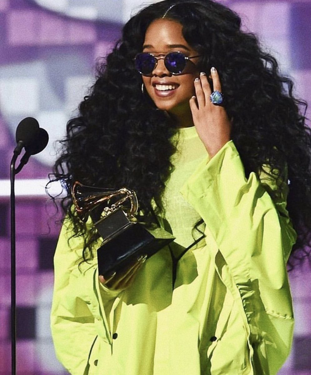 HAPPIEST DAY OF MY LIFE!!!! NO WORDS!!!  Thank you to everyone who has been there since day one! And all my amazing fans that continue to come to my shows and put people on to my music.  Thank you @TheGRAMMYs and also  I @BTS_twtLOVE YOU, THAT WAS SO SPECIAL!!!!  #GRAMMYs