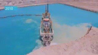 أخبار السعودية's photo on #ميناء_الملك_عبدالله