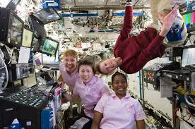 They are really good role models for #WomenInSTEM too...