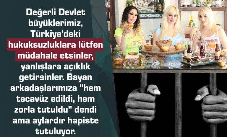 Netice's photo on #SuçYokDayatılmışİftiraVar