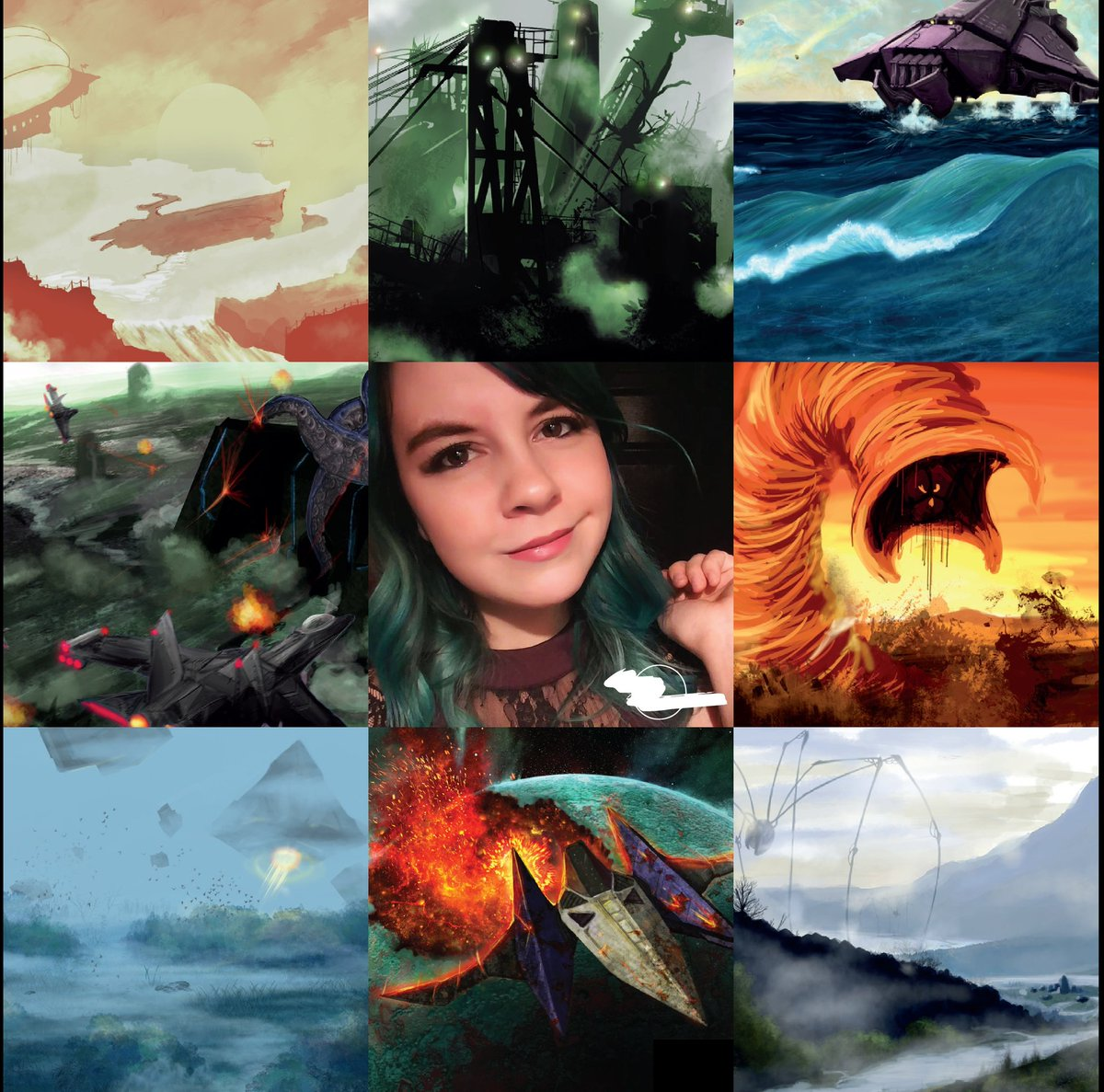 StefieMISC @Popipa DV Whaling's photo on #artvsartist