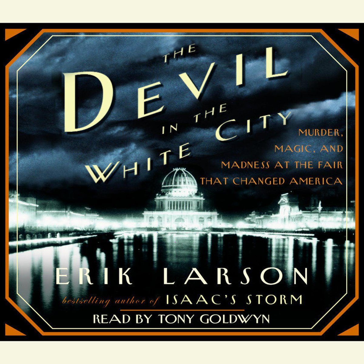 Michael Chase Walker's photo on Devil in the White City