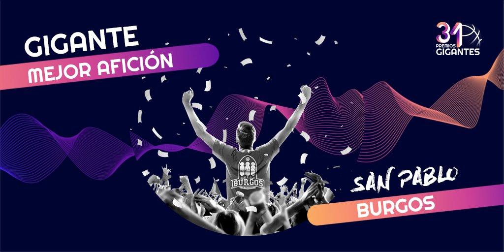 Gigantes del Basket's photo on #PremiosGigantes