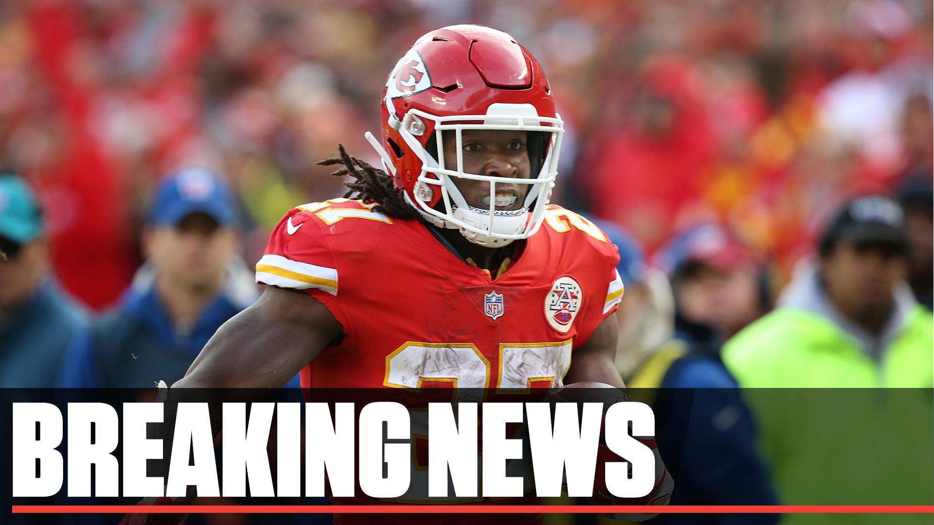 Breaking: The Browns announce that they have signed RB Kareem Hunt. https://t.co/2Fuqg96w78