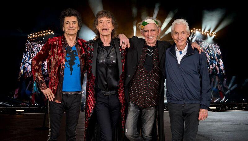 Muskoka411 News's photo on The Rolling Stones