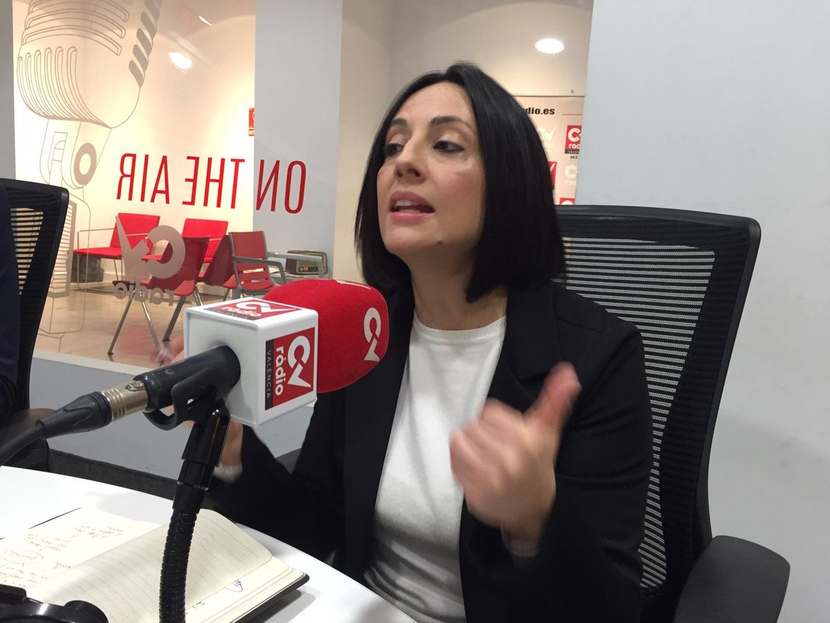 Rebeca Torró's photo on #NoVoyConELFascismo