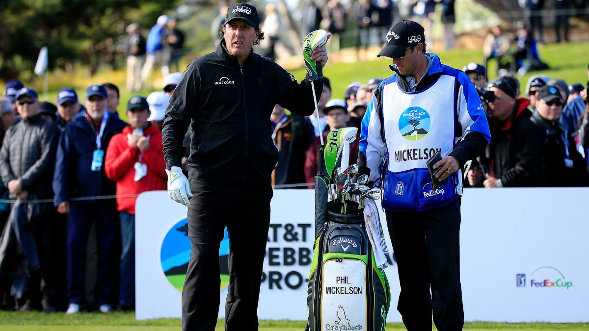 Golf Channel's photo on Phil Mickelson