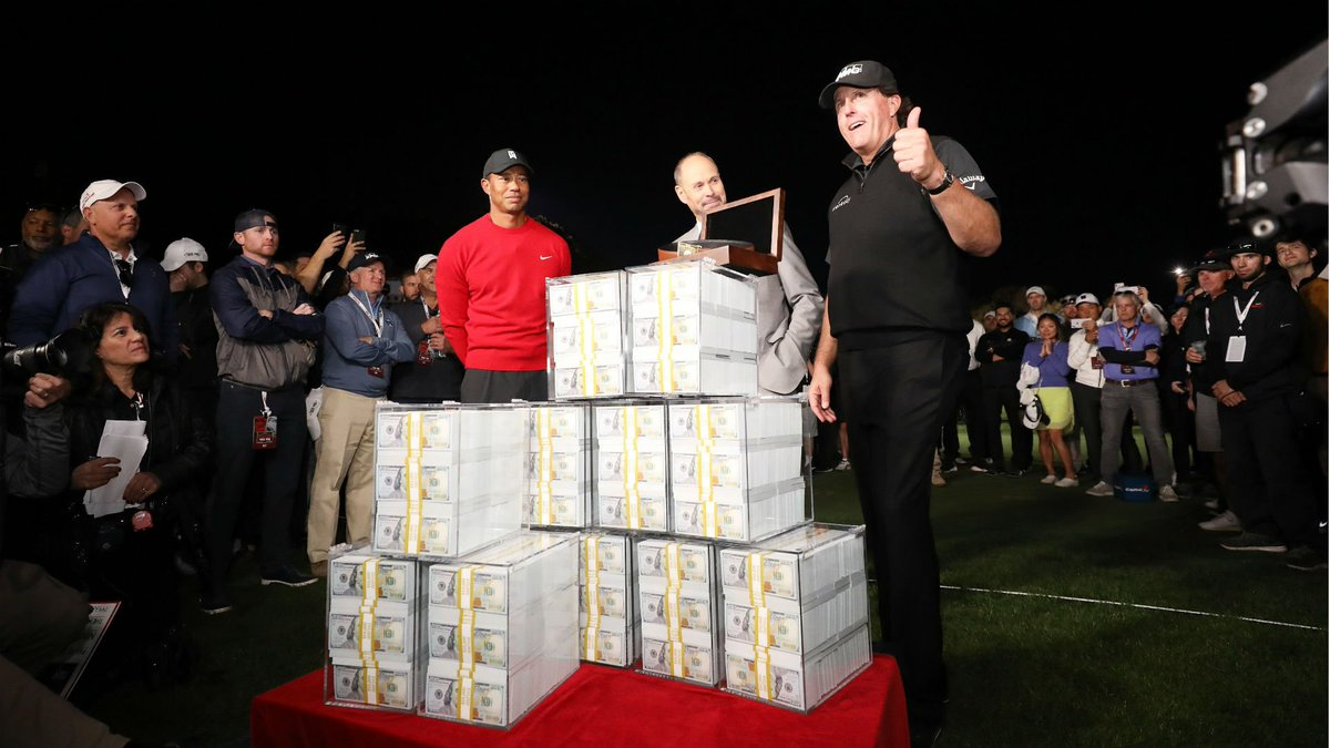 Turnt Sports News's photo on Phil Mickelson