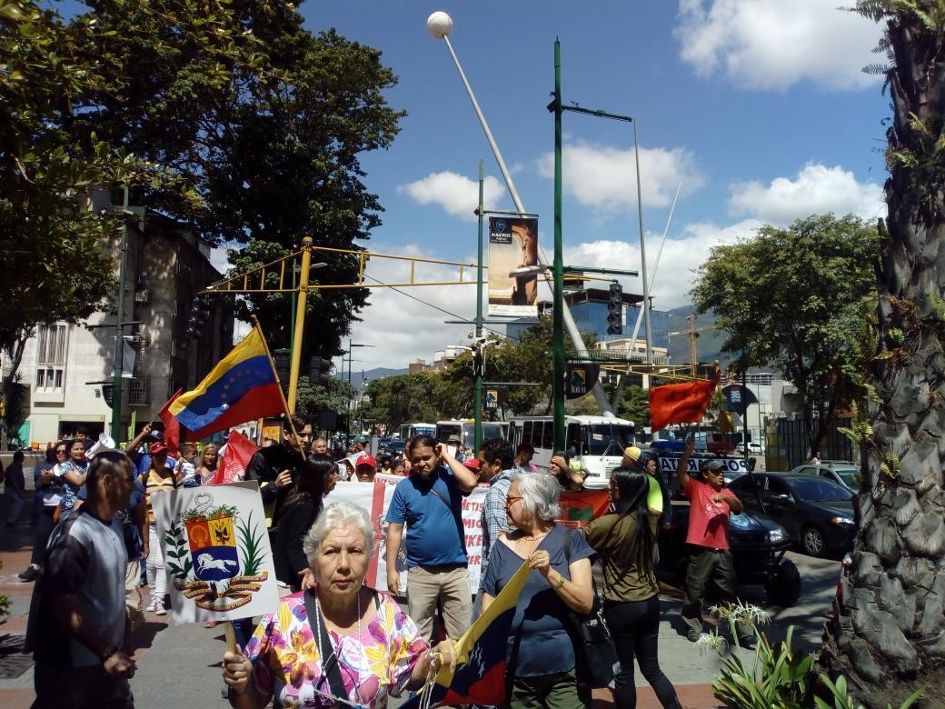 Maduro: Si algo me pasa, ¡retomen el poder y hagan una revolución más radical! - Página 7 DzJcIacXcAAhSq5