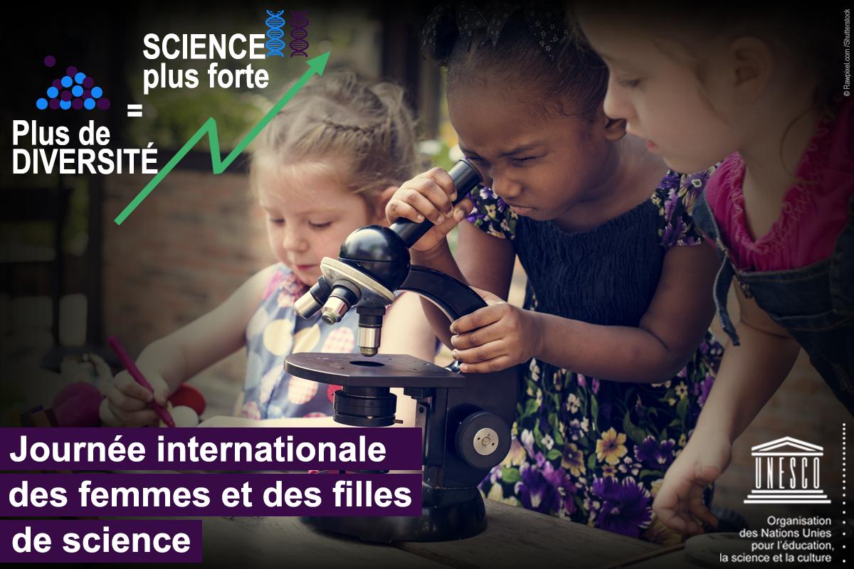 Nations Unies (ONU)'s photo on #FemmesEnScience