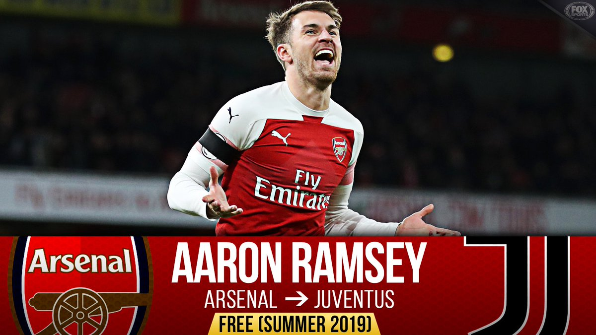 FOX Soccer's photo on Ramsey 400k
