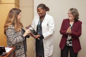 Miller Medicine's photo on #WomenScienceDay