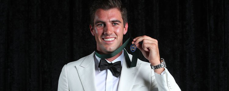 RSN Breakfast Club's photo on allan border medal