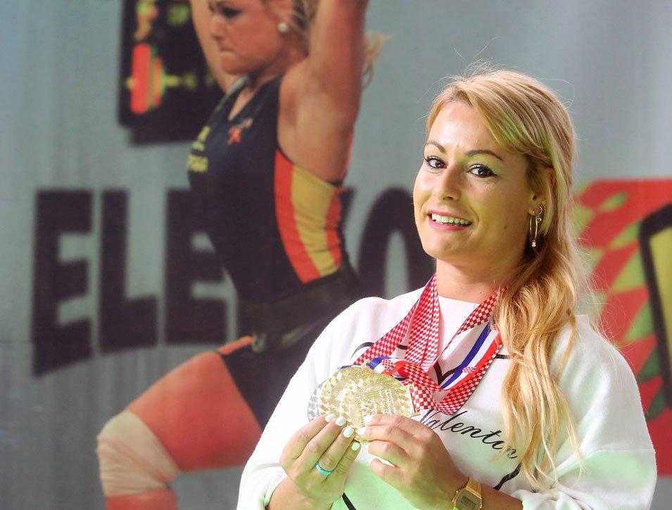 InfoBierzo.com's photo on Lydia Valentín