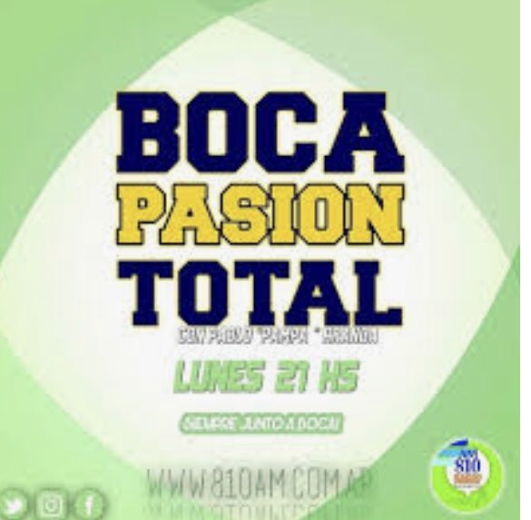 BOCA PASION TOTAL's photo on Belgrano