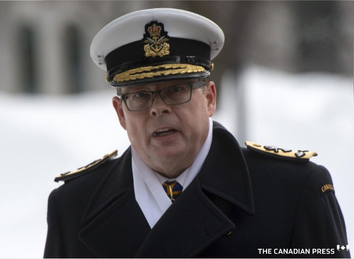 Vice-Admiral Mark Norman's legal team is pointing to several discussions between the Crown and top government lawyers as proof of political interference in his case   https://t.co/THD2KmBPYr