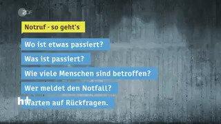ZDF heuteplus's photo on #tagdesnotrufs