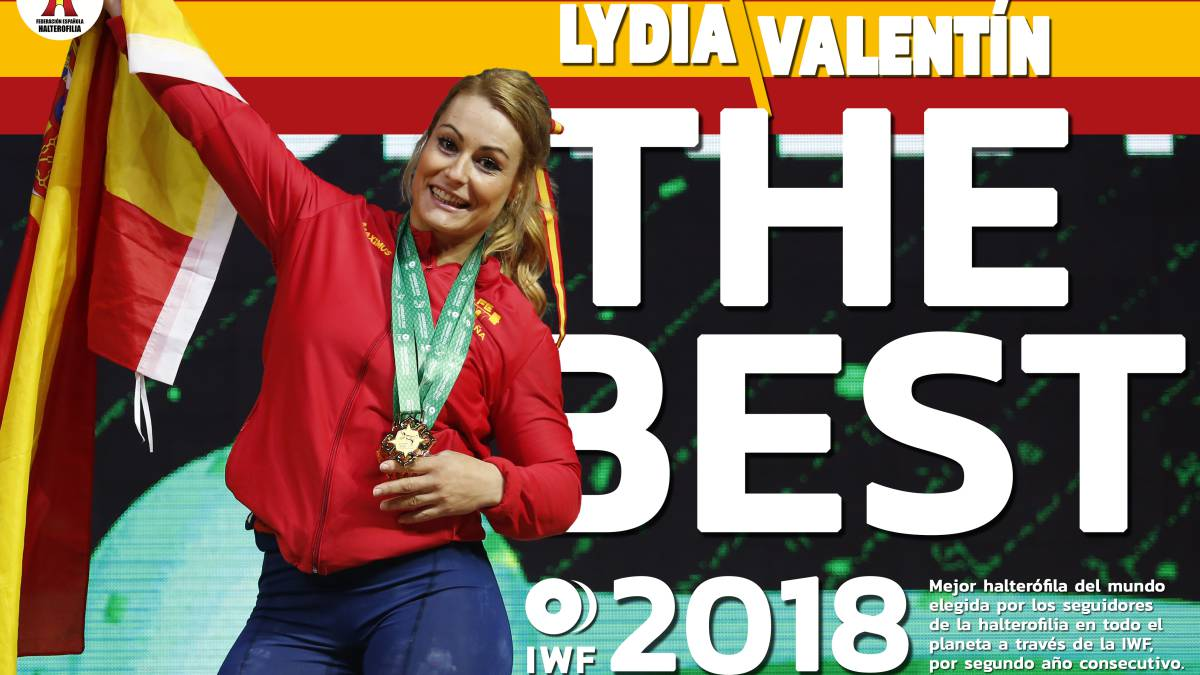 🌎ECDLC🌍SOFT🌏's photo on Lydia Valentín