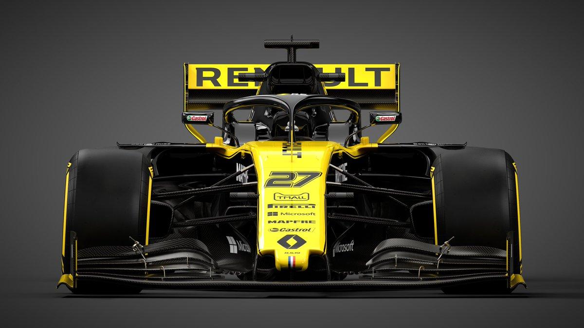 Renault F1 Team - #3 Daniel Ricciardo et #31 Esteban Ocon DzJfonNW0AA73Pw