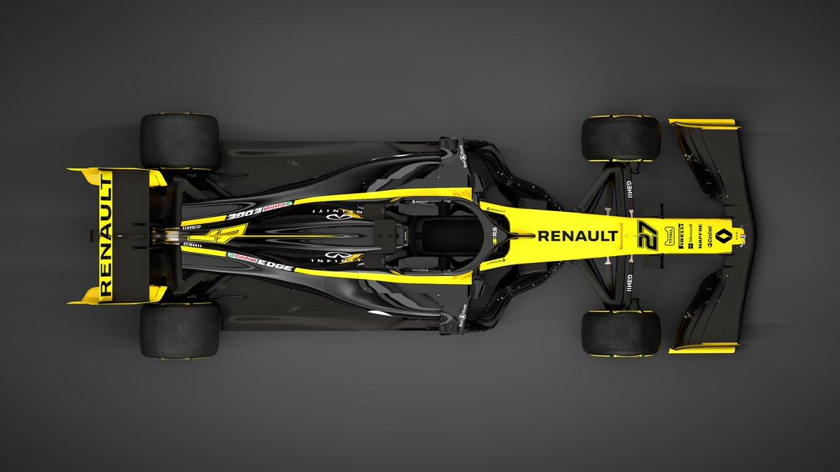 Renault F1 Team - #3 Daniel Ricciardo et #31 Esteban Ocon DzJfqVeXcAAXyfE