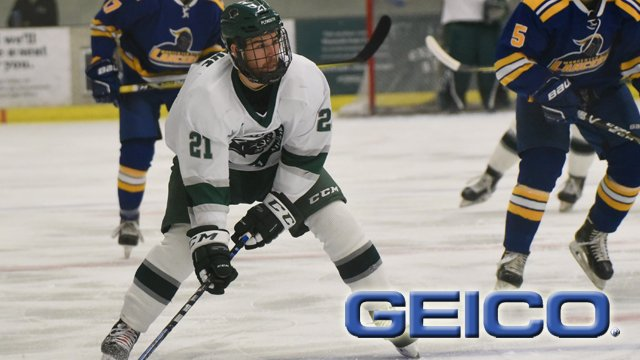 JR Barone of @PSUPanthers was named MASCAC Ice Hockey Player of the Week, while @WestfieldOwls' Thierry Messervier and @wsulancers' Ryan Hoff were picked as the Goalie and Rookie of the Week, all brought to you by GEICO.  https://www.mascac.com/sports/mice/2018-19/releases/MIH_POW_02-11 …  #d3hky
