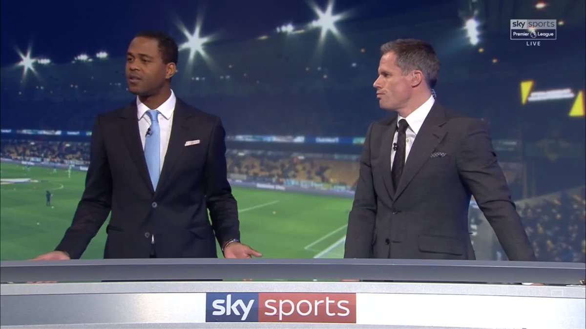 Sky Sports MNF's photo on Patrick Kluivert