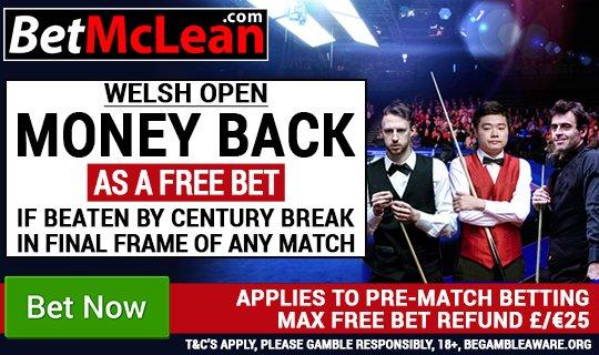 BetMcLean's photo on #WelshOpen