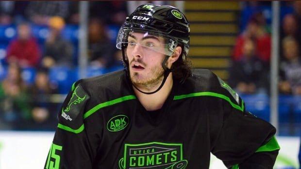 HockeyShot.com's photo on Zack MacEwen