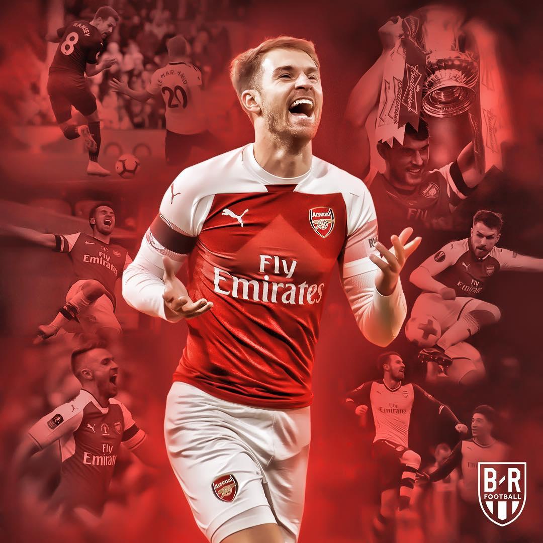 Arsenal Editor's photo on Rambo
