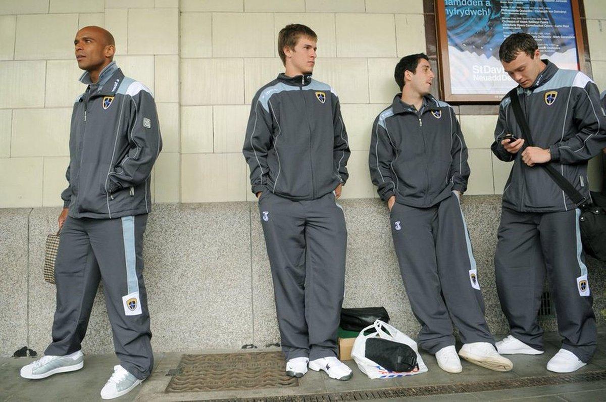 Cardiff City Fans's photo on Aaron Ramsey