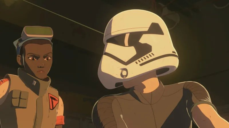 Star Wars Resistance just raised an interesting question about the canon timeline