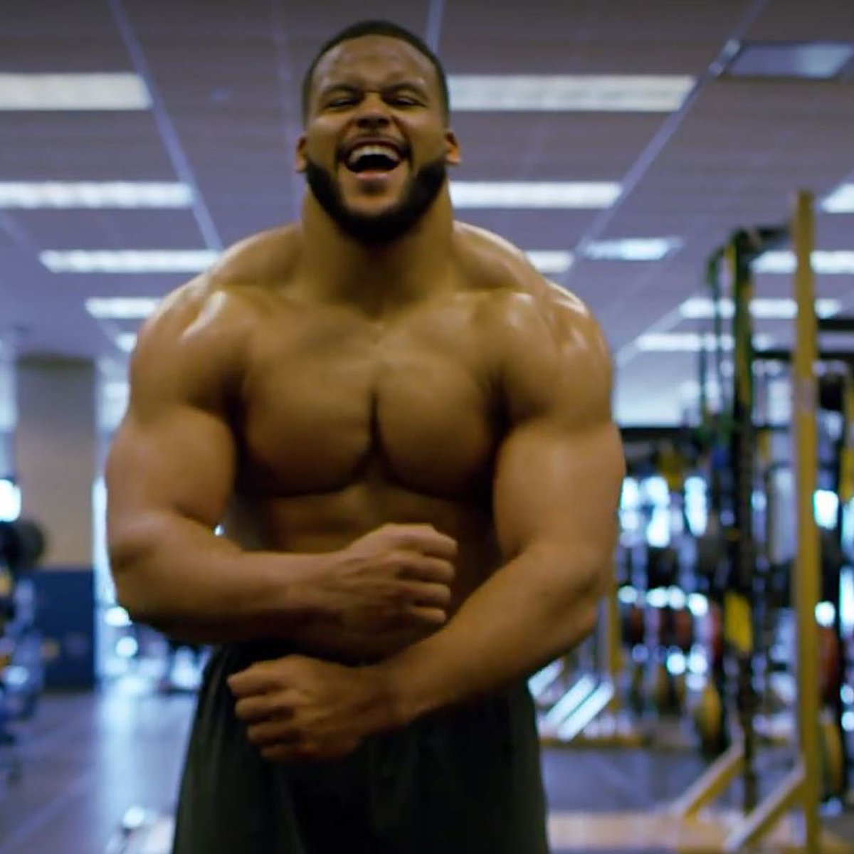 Aaron Donald Body