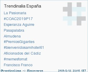 Trendinalia España's photo on #memesfornat