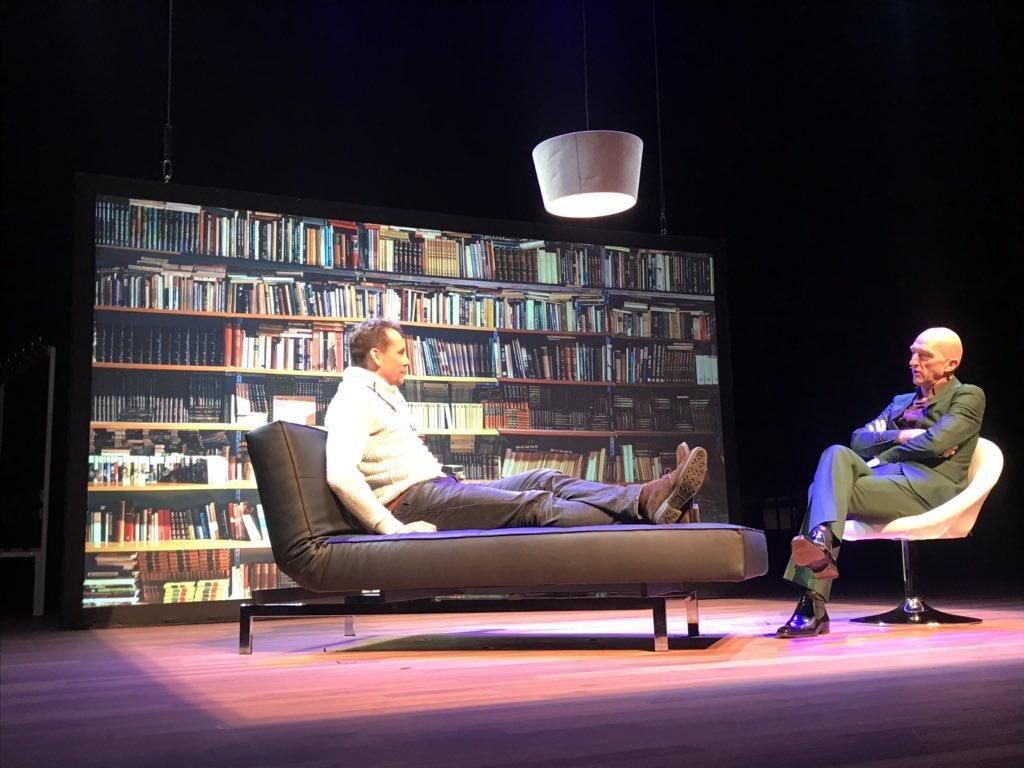 Stefan Groothuis bij sportpsycholoog de Jong op de sofa over zijn moeilijke jaren voordat hij op zijn 30e wereldkampioen sprint werd. #piekenenfalen