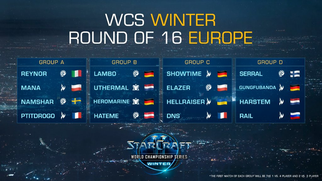 2019 WCS Winter EU Ro16