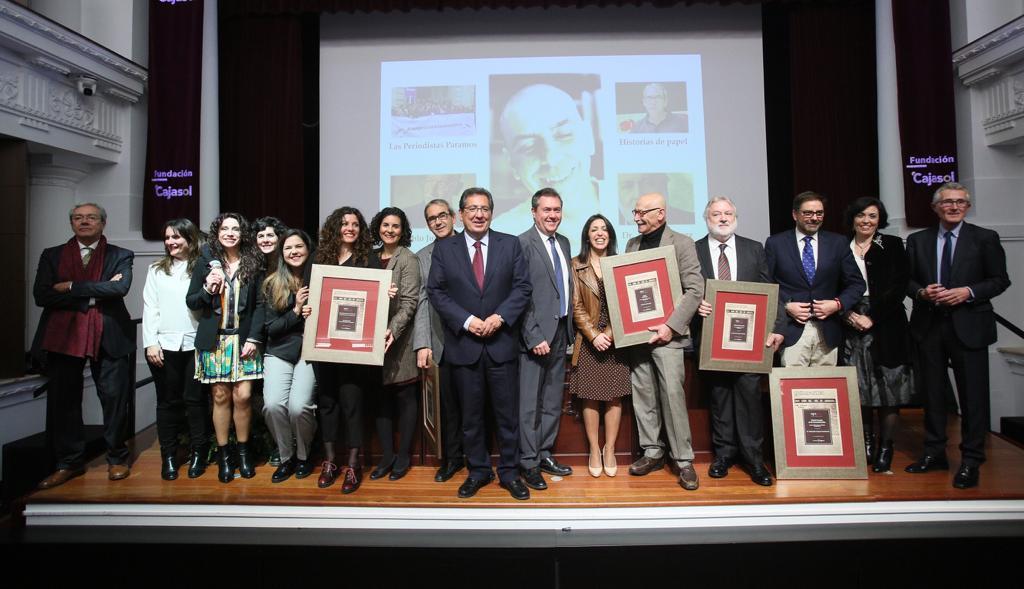 Fundación Cajasol's photo on #YoMeCuro