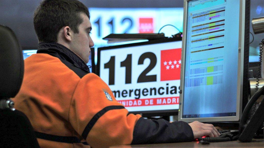 UGE 10 Comunicaciones's photo on #112Day2019