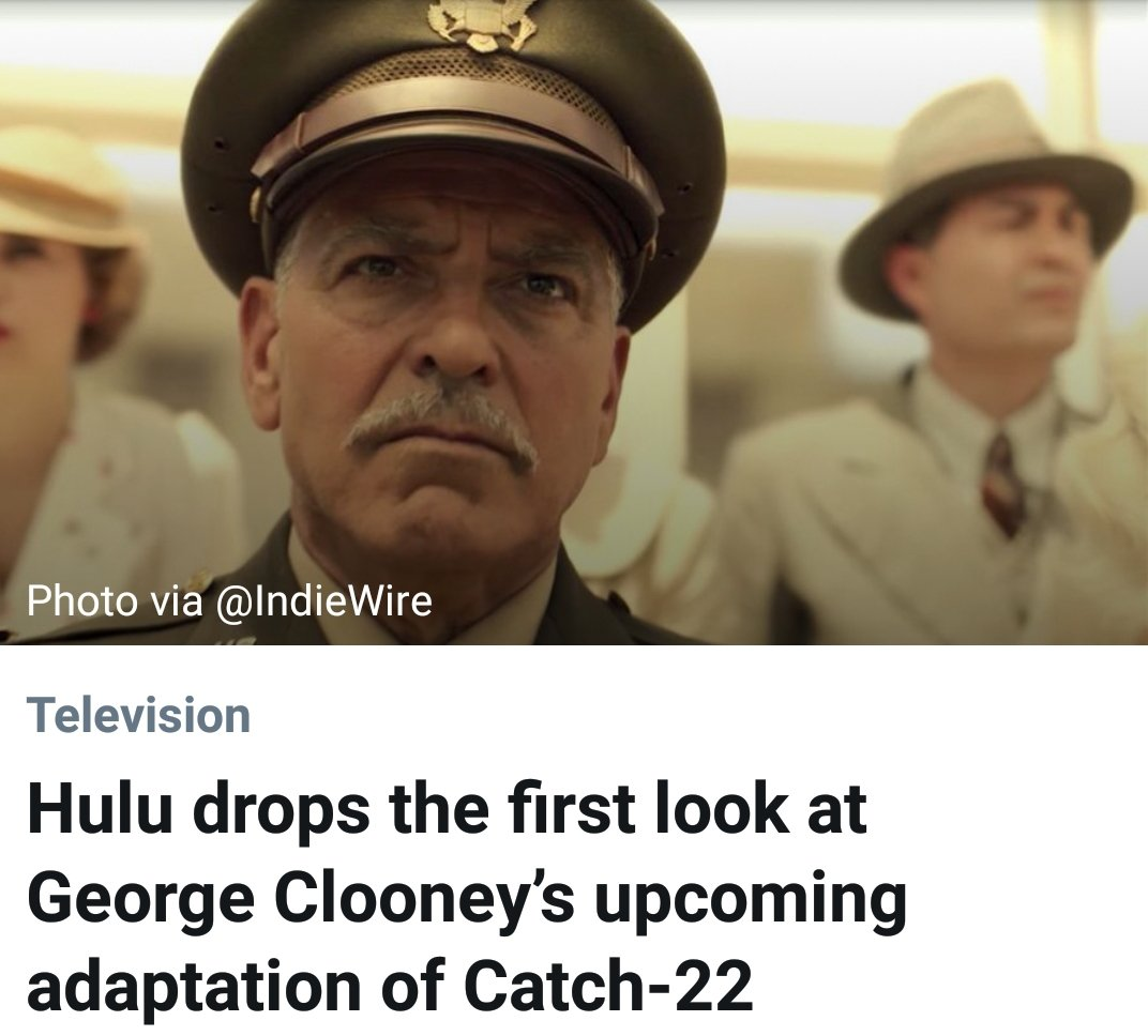 The Wire On Hulu | Hulu On Twitter That S Some Catch That Catch 22 Catch22onhulu